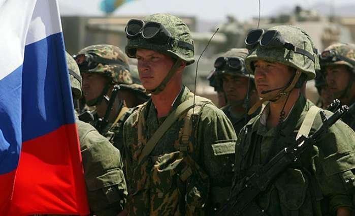 В 10 километрах от границы области «засекли» 400 военных