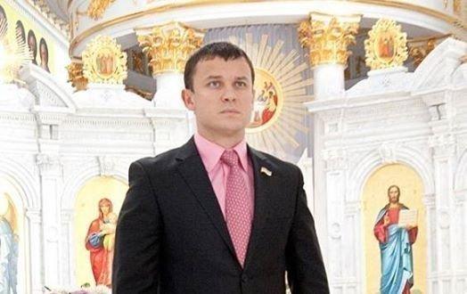 Одесский депутат крыл матом активиста Алексея Черного (ВИДЕО)