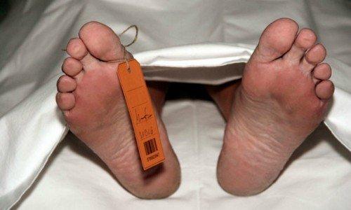 Возле одесской стройки обнаружили труп мужчины