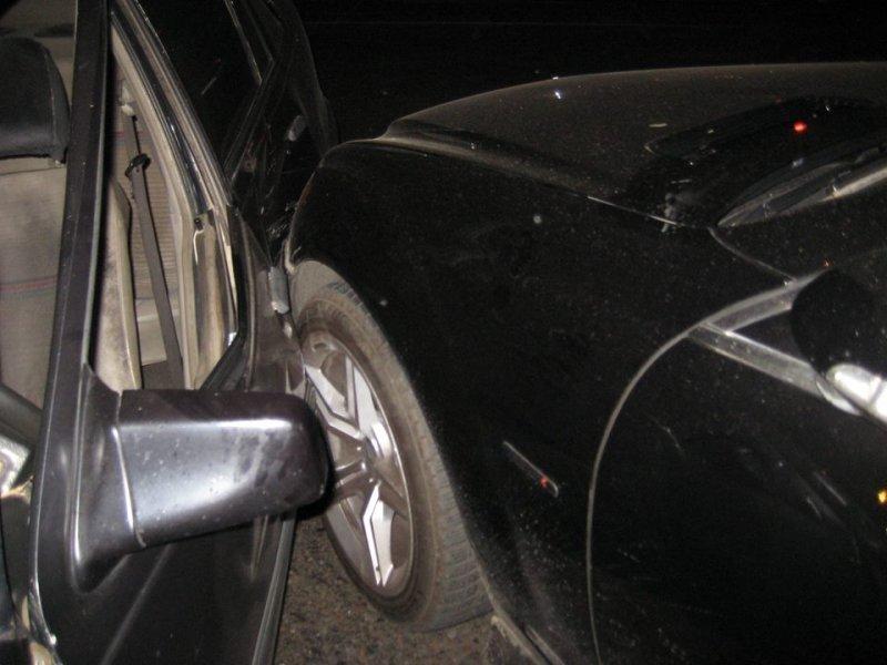 Ночное ДТП в центре Одессы: пострадали 6 человек (ФОТО)