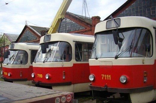 Новый трамвай от поселка Котовского до Таирова довезет за полчаса
