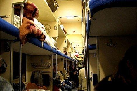 В поезде «Москва-Одесса» произошел пьяный конфликт