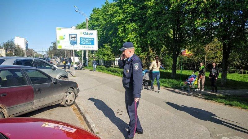 "Как ГАИшники ""рубили мзду"" на Таирова (ФОТО)"
