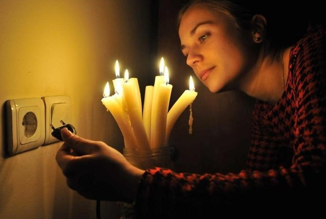 В каким одесских домах 25 апреля не будет света?