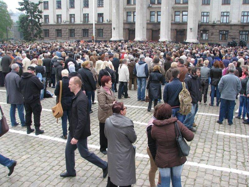 В Одессе прокуратура призывает горожан не участвовать в массовых мероприятиях на майские праздники