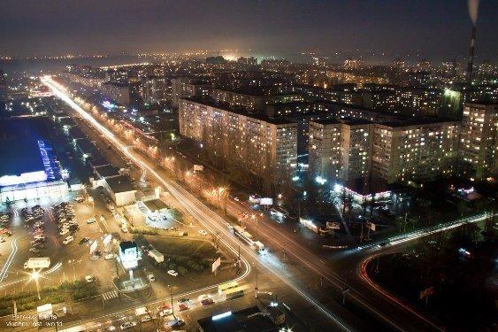 Авария на поселке Котовского – дома погрузились во тьму