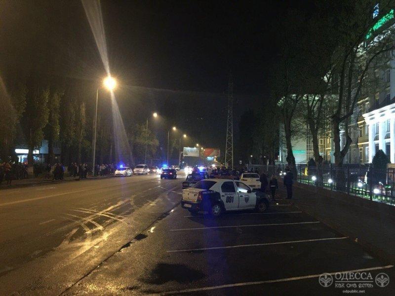 В одесском банке назвали причину теракта