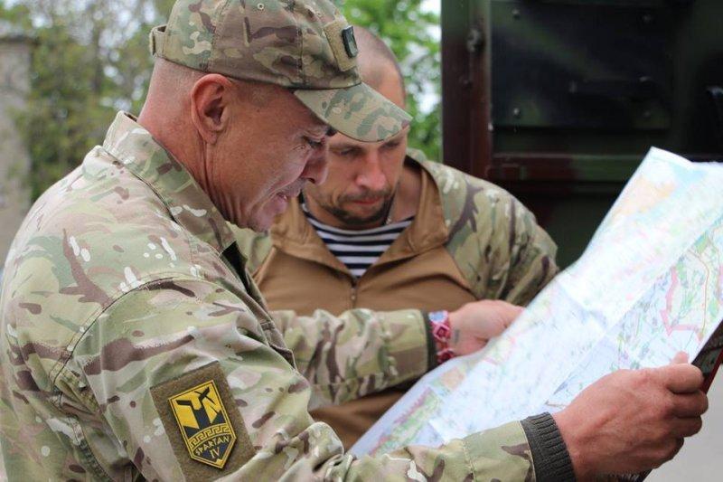 Азов-патруль контролирует границу с Приднестровьем (ФОТО)
