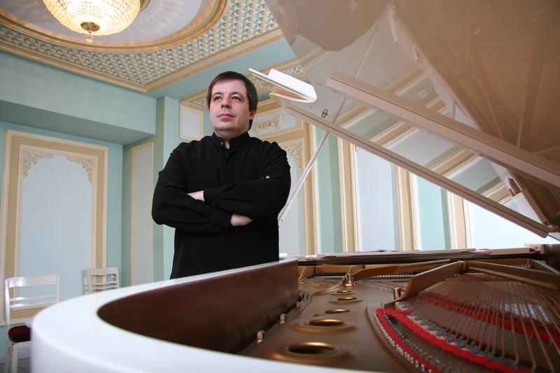 В Одессе пройдет «мистический» концерт Ботвинова