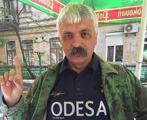 Топ-провокатор уже в Одессе (ФОТО)