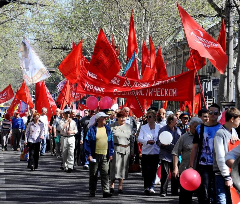 День пролетарского сурка