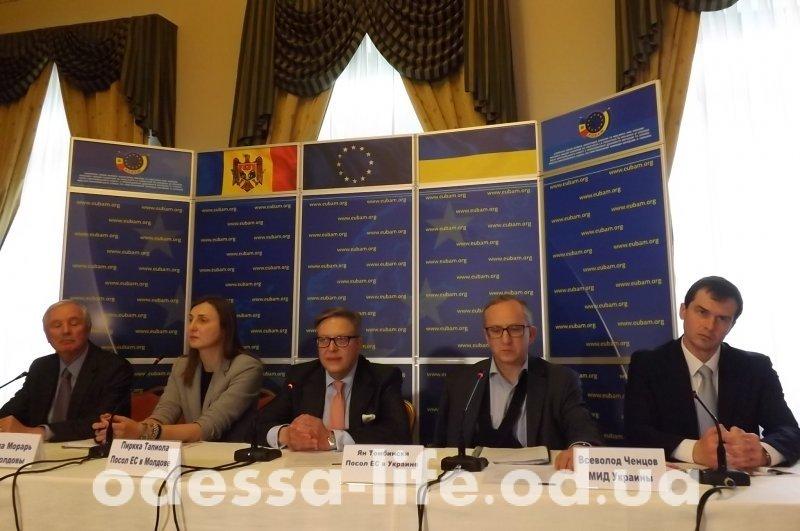 Как Миссия Евросоюза помогает проводить реформы в Украине?