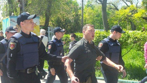 На Куликовом поле и Соборке – не без конфликтов: задержано 10 человек