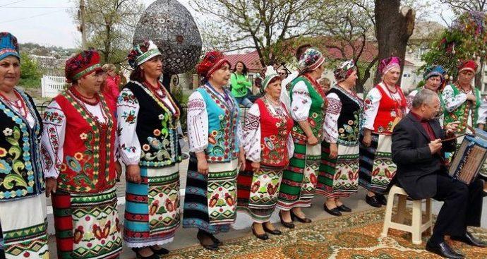 В Одесской области появился памятник писанке (ФОТО)