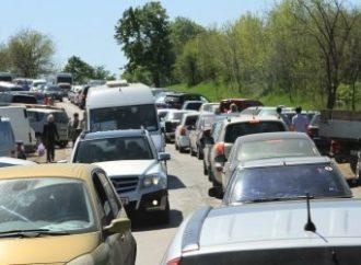 Завтра в Одессе ожидаются большие пробки