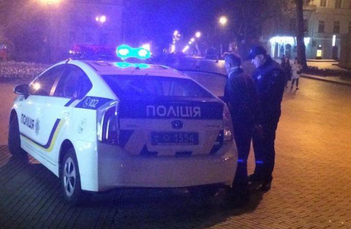 На Думской неадекват с ножом напал на подростков (ФОТО)