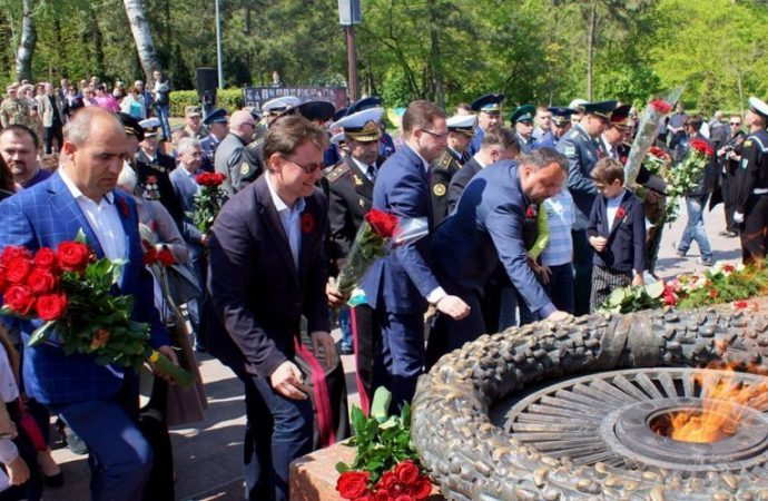 День памяти и примирения в Одессе: как это было (ФОТО; ВИДЕО)