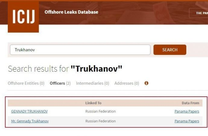 Информация о гражданстве одесского мэра Труханова стала открытой