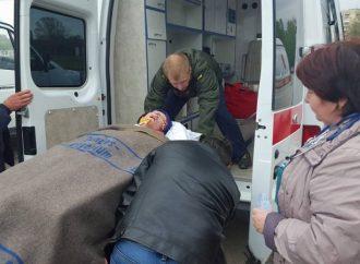 """Волонтер Одесского военного госпиталя: """"Бойцы поступают постоянно!"""""""