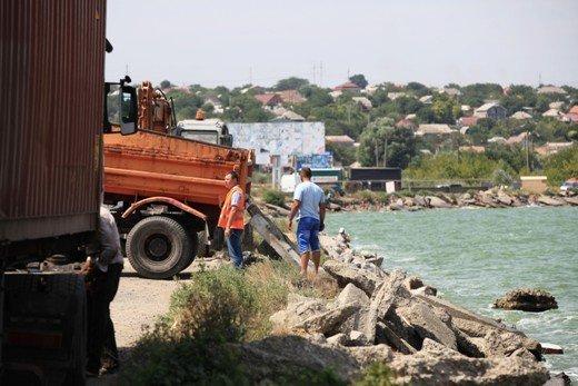 Около 30 тысяч одесситов могут оказаться в зоне затопления, а железнодорожные пути и автодороги будут разрушены