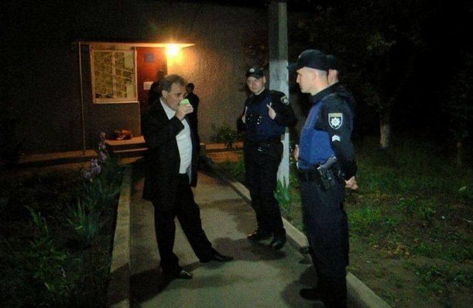В Одессе судью поймали на вождении в нетрезвом виде