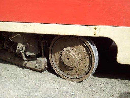 Авария на поселке Котовского: трамвай наехал на пешехода