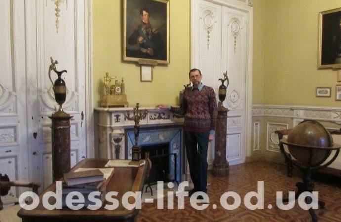 Говорят, что в Одессе есть музей, достигший «пенсионного» возраста