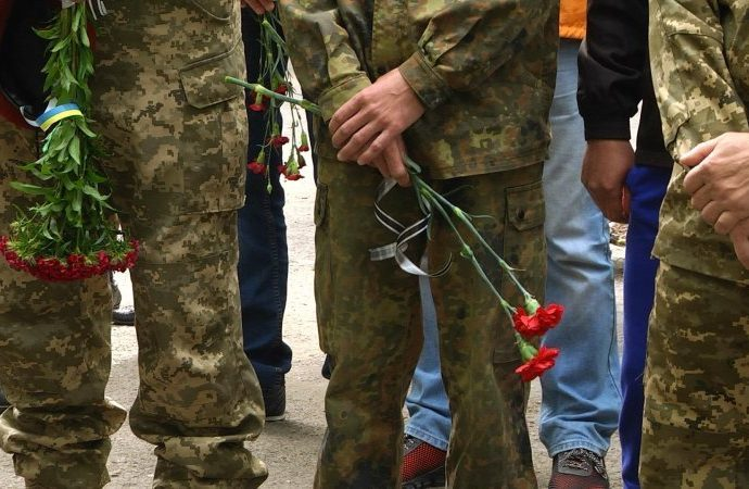 В зоне АТО погиб боец 28 мехбригады (ОБНОВЛЕНО)