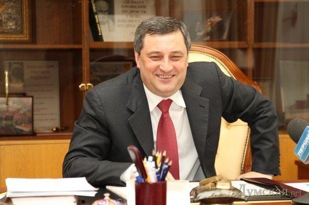 Бывший одесский «регионал» возглавил избирательный штаб «Батькивщины»?