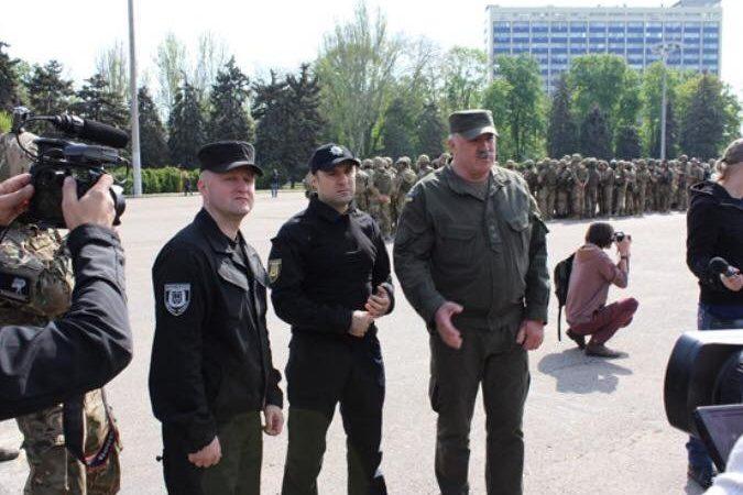Лорткипанидзе уволил двух полицейских