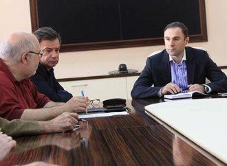 """Лорткипанидзе могут """"убрать"""" к 16 июня – году его работы в Одессе"""