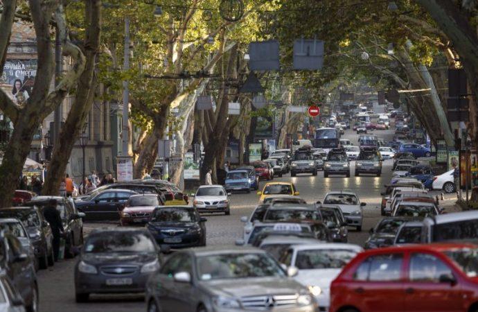 Сегодня будет сложнее передвигаться по городу – ожидается спецтранспорт высоких гостей