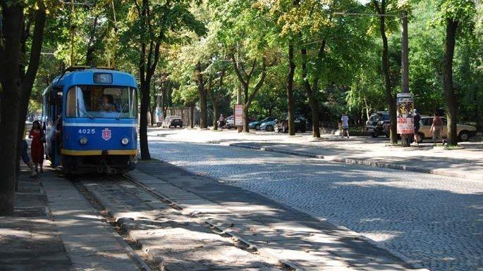 В Одессе открывают новый маршрут трамвая