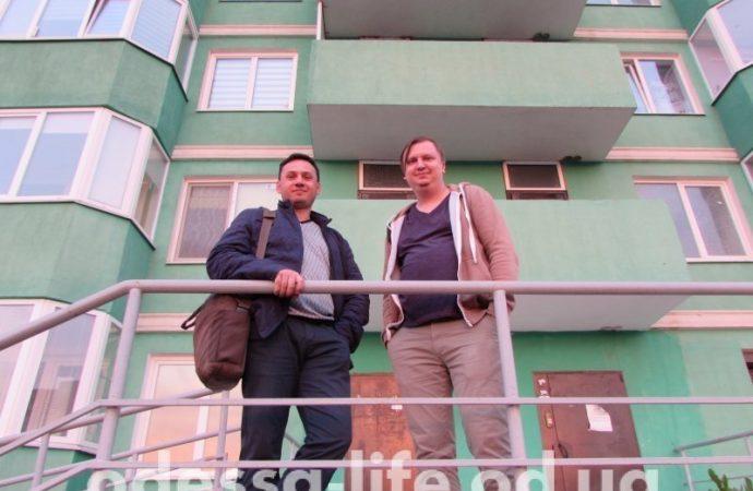 Управляющая компания издевается над жителями одесского новостроя