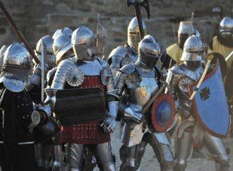 По Дерибасовской пройдут средневековые рыцари