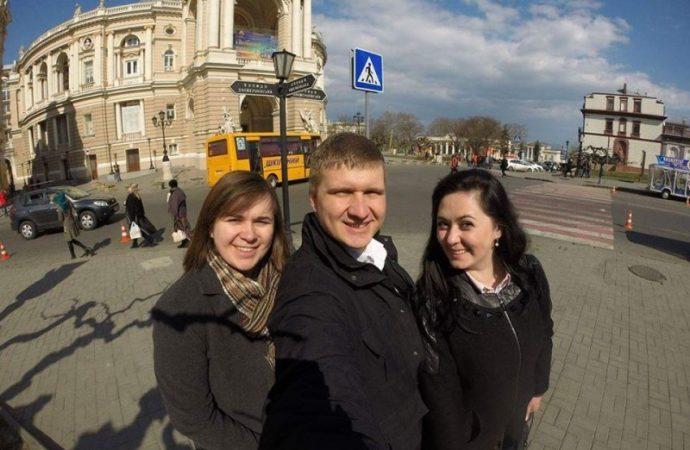 Открытое таможенное пространство в Одессе возглавит статный мастер спорта по гребле из Львова (ФОТО)