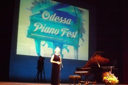 """В память о Юрии Кузнецове провели первый фестиваль """"Оdessa Piano Fest"""""""