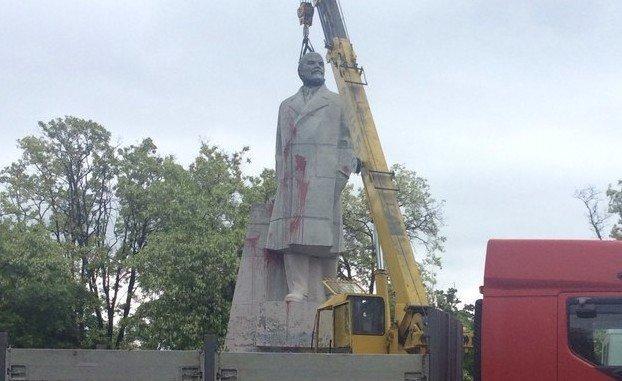 В Одессе ожидается второе «переселение» Ленина