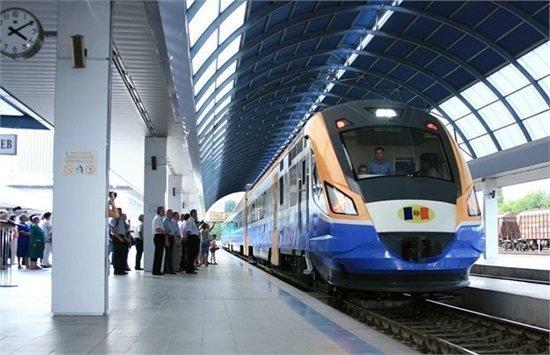 Кишинев и Одессу соединит новый поезд