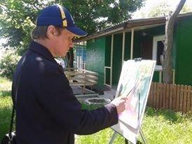 Художники Украины и Польши рисуют в Одессе и Черноморске (ФОТО)