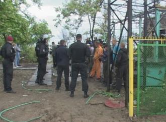 В полиции отреагировали на рейдерский захват в Затоке (ФОТО)