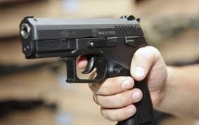 Массовая драка и стрельба на Екатерининской: пострадал полицейский