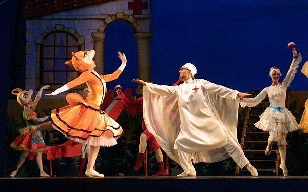 Айболит на пуантах и поющий Дровосек: Что для детей подготовил Одесский оперный в дни каникул?
