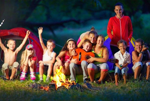 Зачем нужен лагерь ребенку?