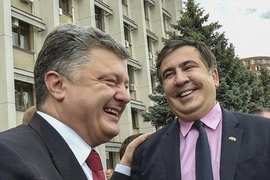 Итоги дня: Порошенко оценил год работы Саакашвили