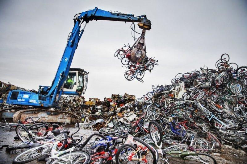 В Одессе уничтожат более 11 тысяч велосипедов – горожане в шоке, Саакашвили тоже