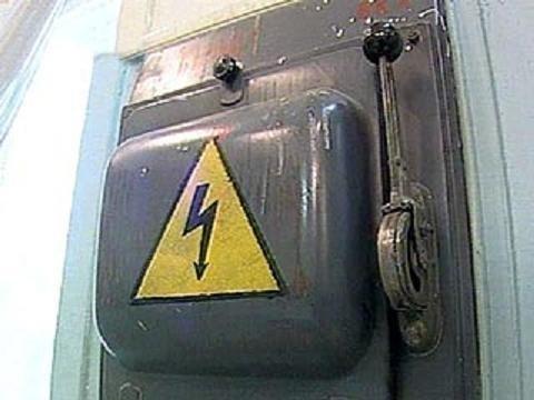 Плановое отключение электроэнергии в Одессе на 2 июня