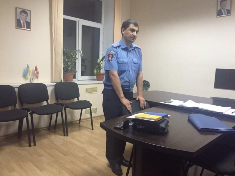 В полиции не утихают взяточные скандалы (ФОТО)
