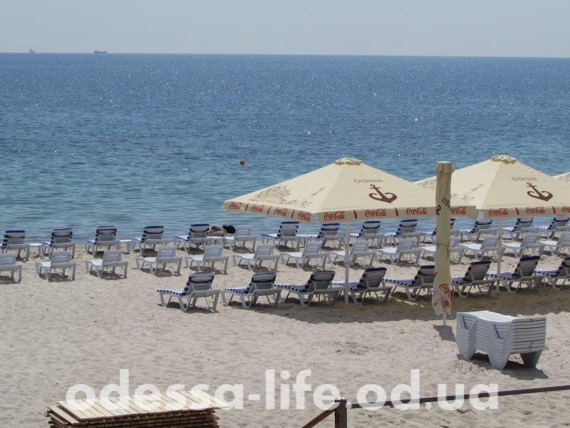 В Одессе выберут самый лучший пляж сезона