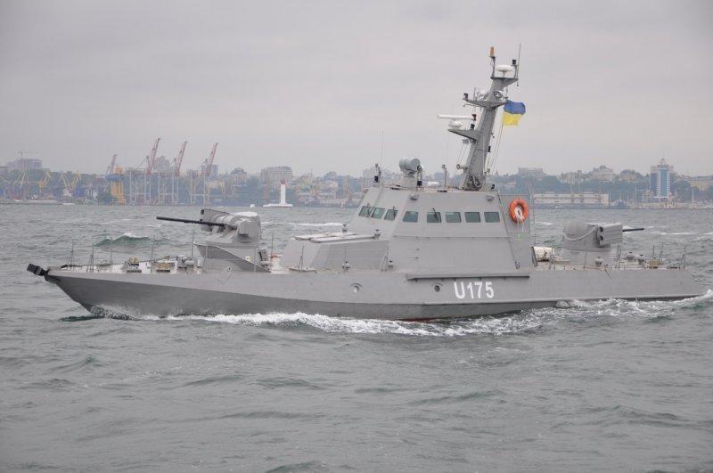 У берегов Одессы были замечены военные катера (ФОТО)